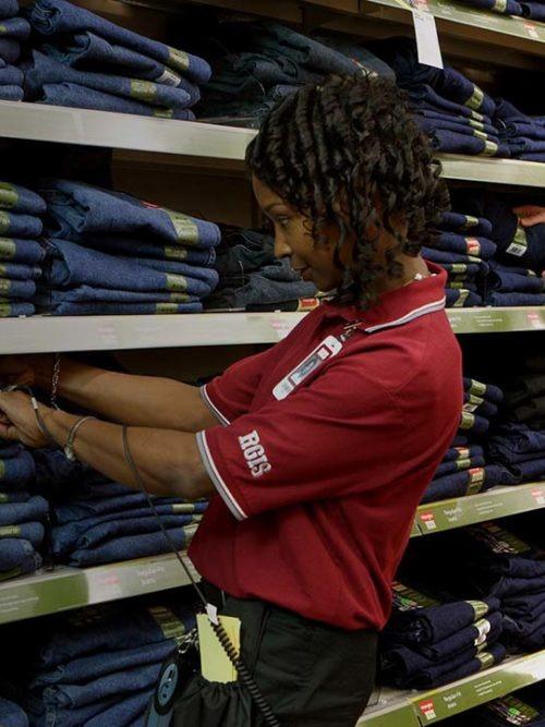 controlar el inventario de una tienda