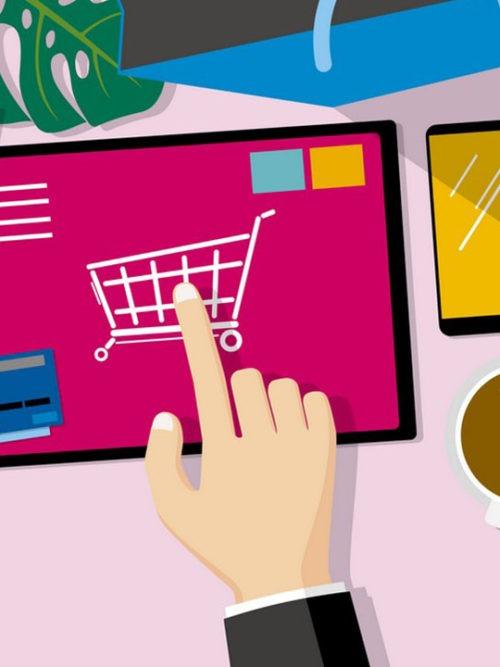 tiendas online de retail