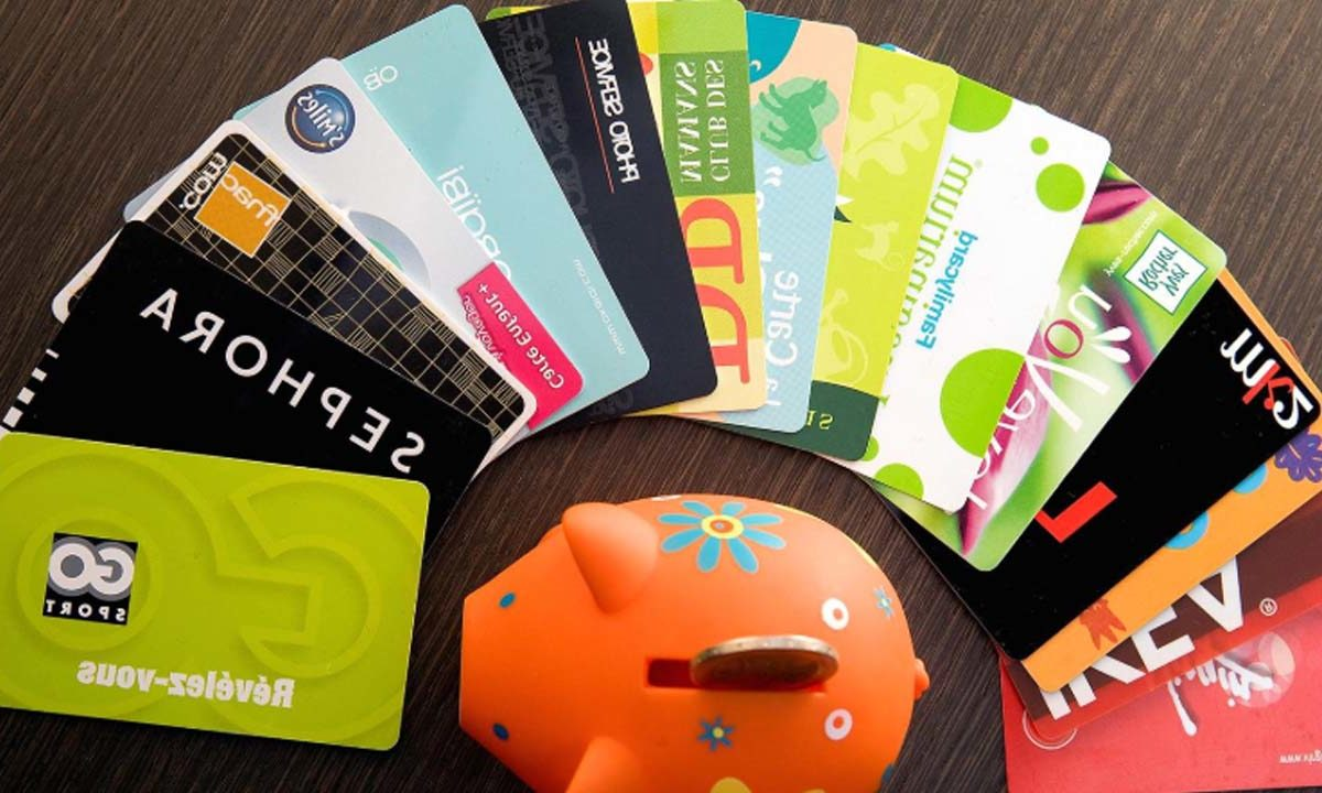 tarjeta de retail