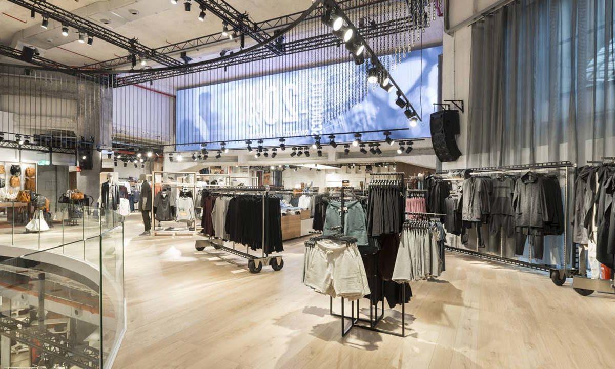 Display para tiendas de ropa