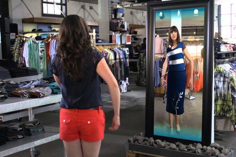 realidad aumentada retail