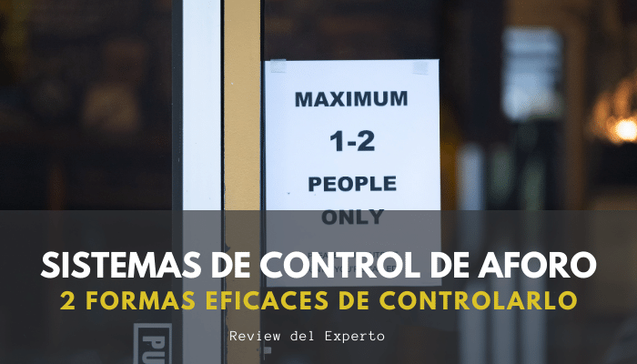 Sistemas de Control de Aforo